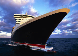 Queen Mary 2 - Cunard Queen Elizabeth Qe - 2017/2018/2019/2020/2021